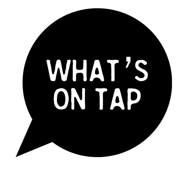 Whats on Tap button